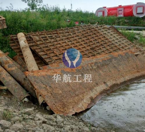 钢板桩水下拆除