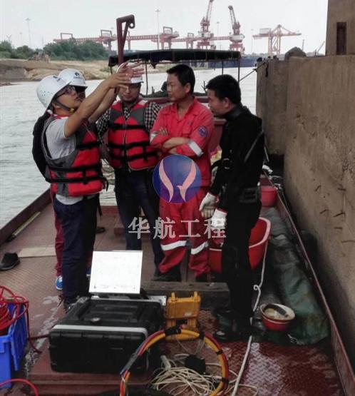 桩基水下检测摄像