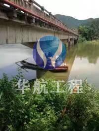 桥桩水下防腐加固