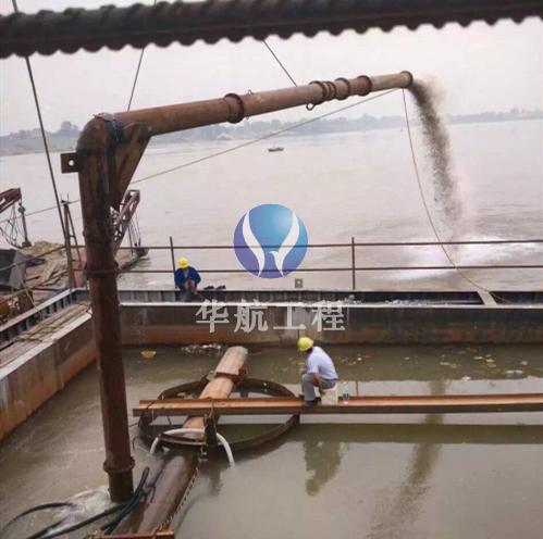 污水池清淤施工